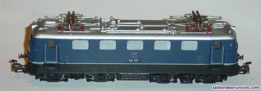Marklin ho, locomotora eléctrica digital ref. , decoder