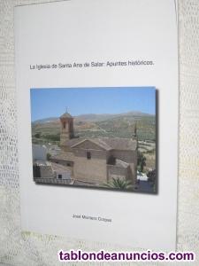 LA IGLESIA de SANTA ANA de SALAR: Apuntes históricos.
