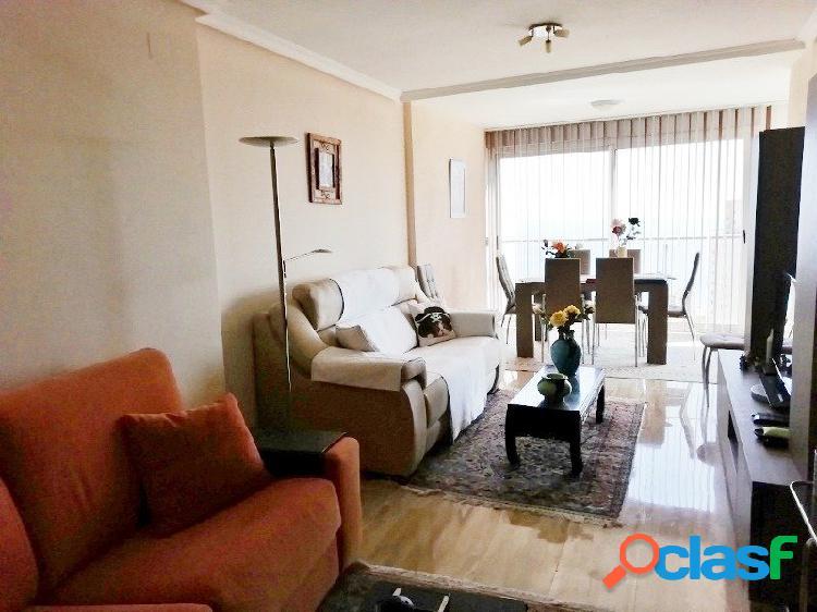 Apartamento en Benidorm (zona de Poniente)