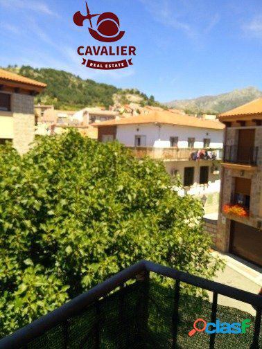 Bonito apartamento amueblado en el casco urbano de Becerril