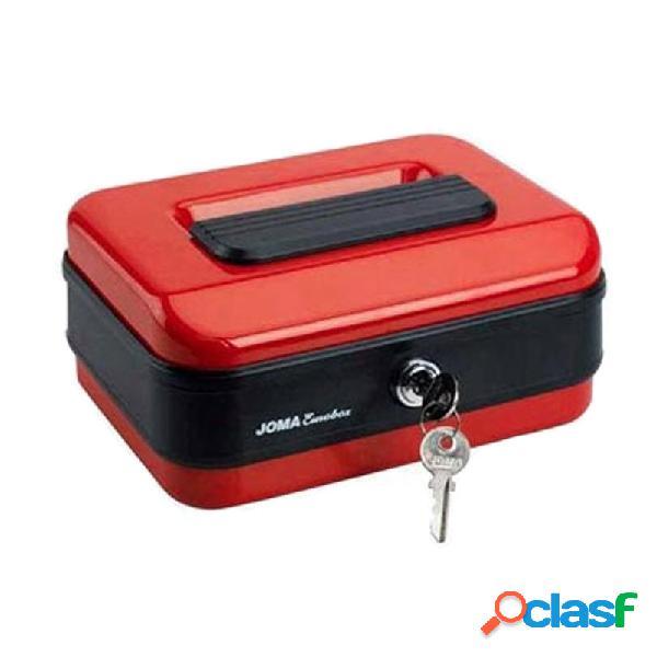 Caja de caudales joma eurobox 3 rojo