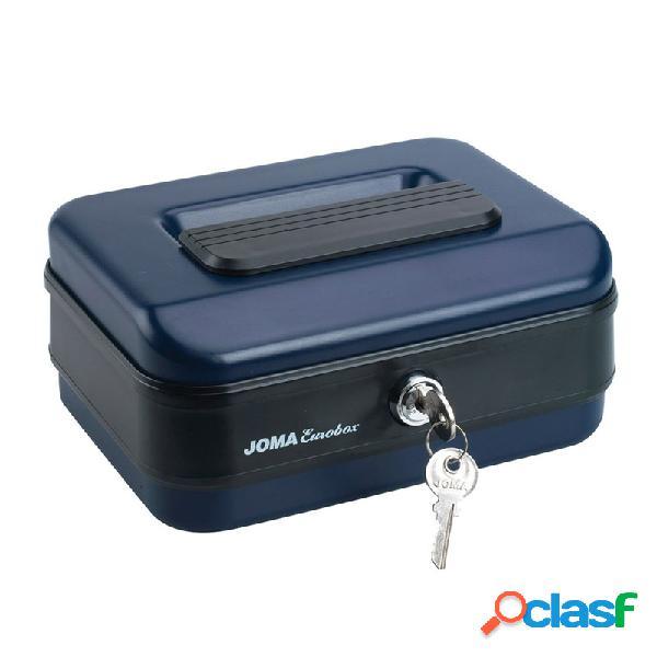Caja de caudales joma eurobox 4 azul