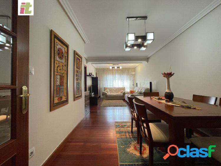 Inmobiliaria Telletxe vende en exclusiva!!!!!!Amplio piso