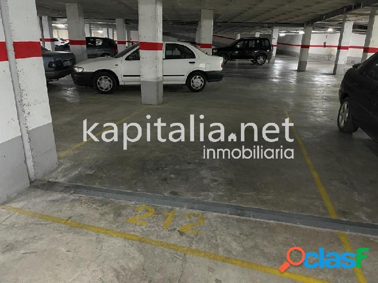 Plaza de parking en alquiler en centro de Ontinyent