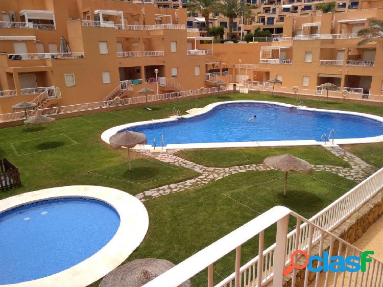 Se alquila apartamento en Marina la Torre, Mojacar !!!