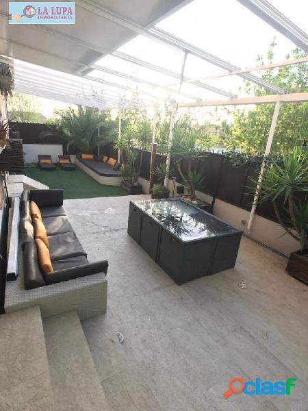 ¡¡¡ Magnifica vivienda en alquiler con un patio de 70