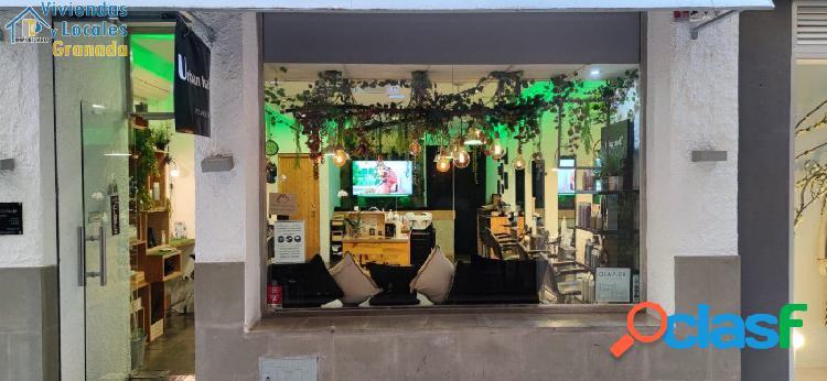Oportunidad de negocio en pleno centro de Granada.