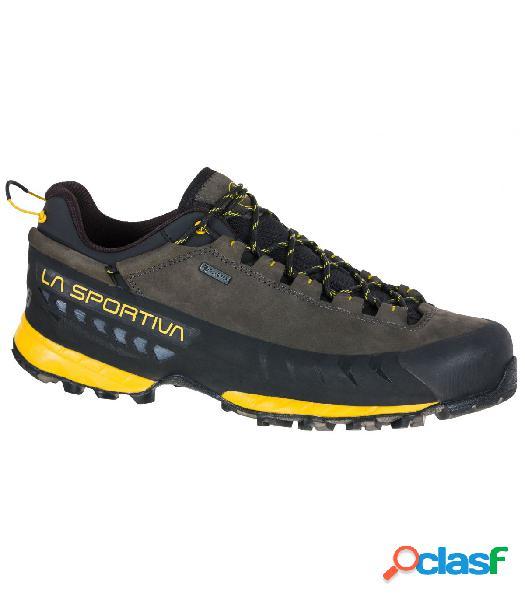 Zapatillas La Sportiva Tx5 Low Gtx Gris-Amarillo Hombre 42