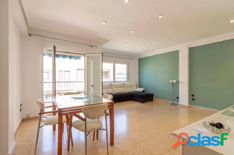 Quieres vivir en un piso amplio?? con estupenda ventilación