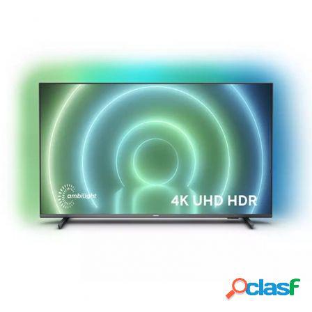 "Televisor philips 65pus7906 65""/ ultra hd 4k/ ambilight/"