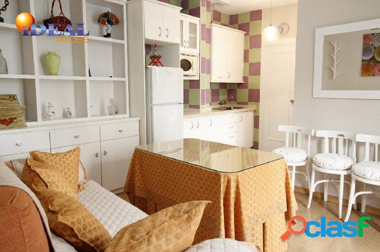 B6080J6 Acogedor piso de un dormitorio en Realejo.