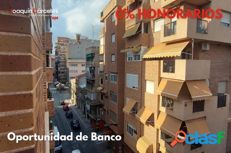 OPORTUNIDAD DE BANCO - PISO EN MOLINA DE SEGURA