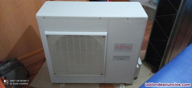 Se vende equipo completo de aire acondicionado por conductos