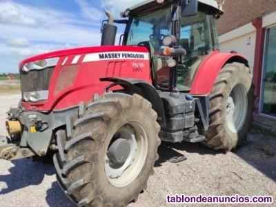Tractor massey ferguson  dyna 6