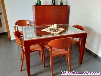 Venta de muebles de comedor en perfecto estado