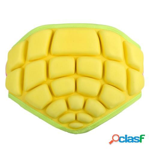 3-12 Niños Deportes Butt Pad Thicken EVA Protector de