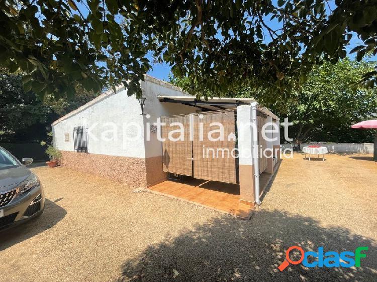 Casa de campo a la venta muy cercana de Ontinyent, zona