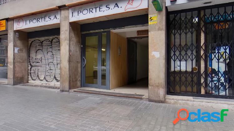 Estupendo local de 512 m2 en Bailén (Aragó-Consell de