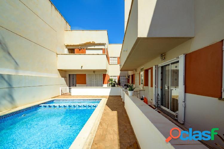 Apartamento a un buen precio, con una maravillosa terraza y