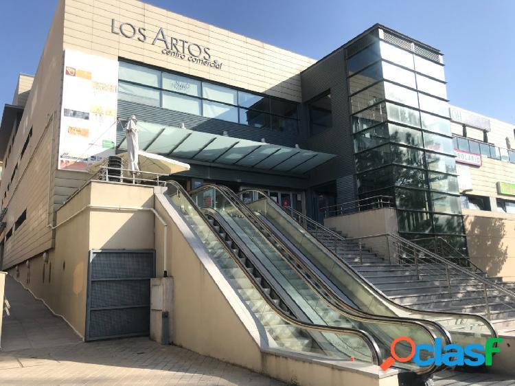 Local comercial de 56 m² útiles situado en la 1ª planta