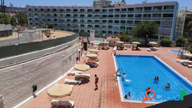 Se alquila precioso apartamento cerca de la playa