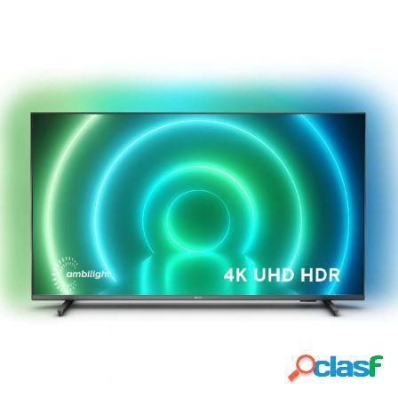 "Televisor philips 50pus7906 50""/ ultra hd 4k/ ambilight/"