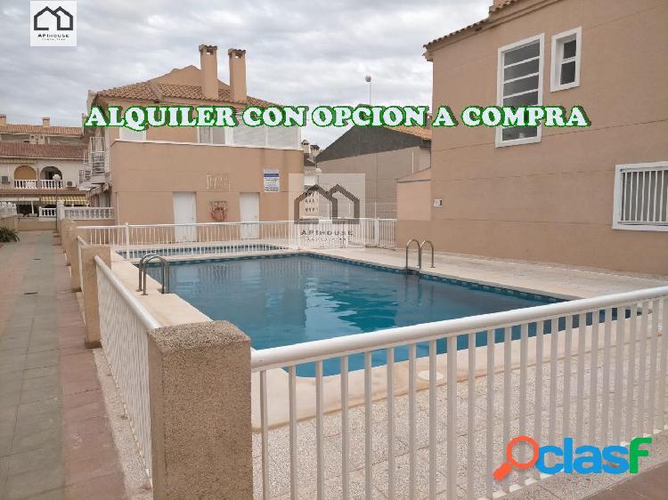 APIHOUSE ALQUILER CON OPCION A COMPRA EN PLAYA LISSA (SANTA