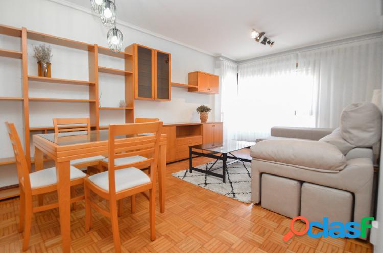 En alquiler piso de 3 habitaciones y garaje en García