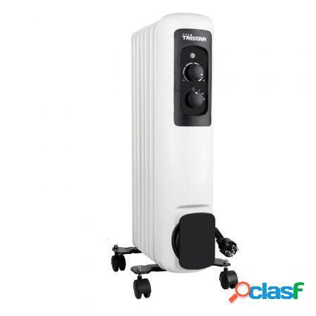 Radiador de aceite tristar ka-5067/ 3 potencias/