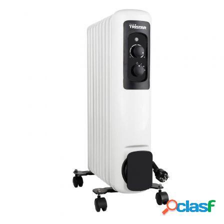 Radiador de aceite tristar ka-5069/ 3 potencias/