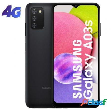 "Smartphone samsung galaxy a03s 3gb/ 32gb/ 6.5""/ negro"
