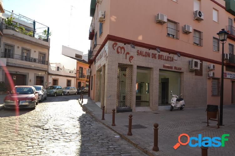 Alquiler local en Camas (Sevilla)