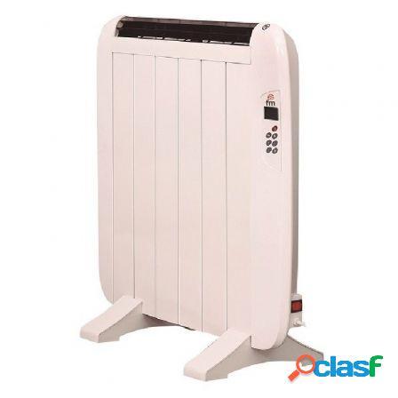 Emisor termico fm domo-900/ 900w/ 6 elementos calorificos