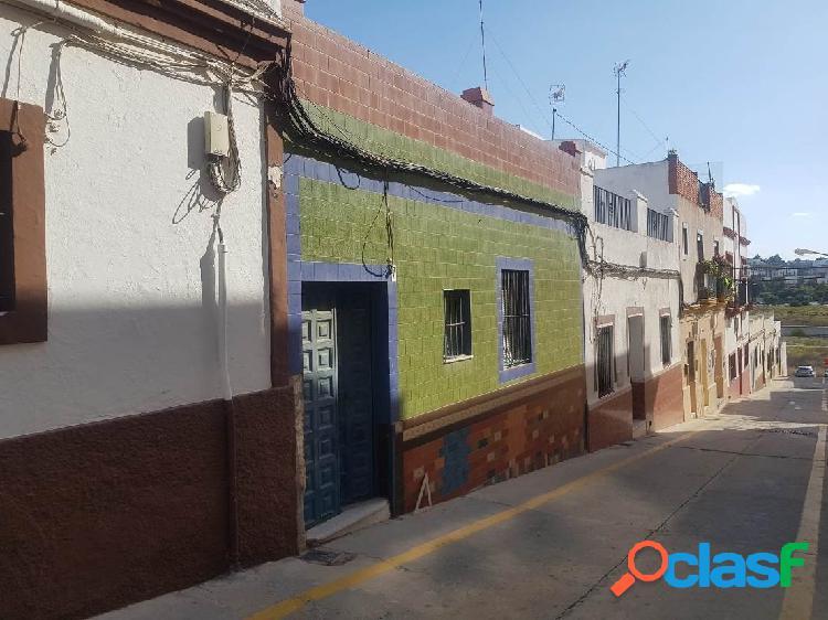 Casa para reformar o derribar en Huerta Rosario