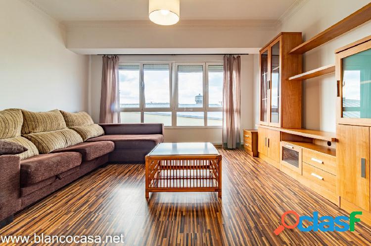 Magnífico piso en alquiler de 3 dormitorios en la zona del